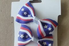 Selling with online payment: Patriotic Bows Handmade in Tampa Bay