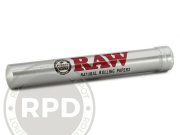 Post Now: RAW Aluminum Metal Tube