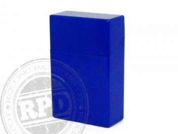 Post Products: Flip-Top King Size Cigarette Case