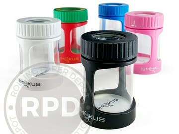 Post Products: Smokus Focus Stash Jar