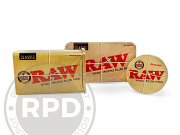 Post Products: Raw Metal Tin
