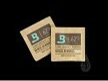Post Products: Boveda Humidity Packs 62% (4 Gram) 25/Box