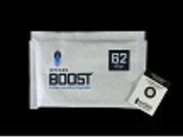 Post Products: Boost Humidity Packs 62% (67 gram) 1/Box