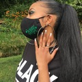 Selling with online payment: Weed Witch Mask