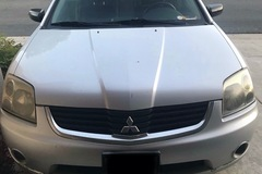 Owner/Supplier: 2007 Mitsubishi Galant San Diego-New Jersey transport