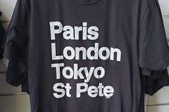 Selling with online payment: Men's World Tour T-Shirt