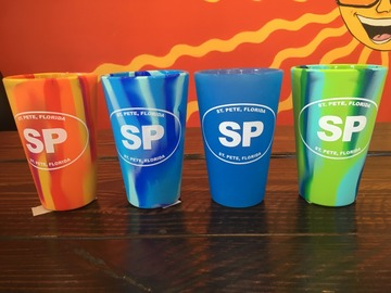 Selling with online payment: St. Pete Silipint Cup