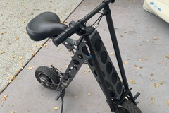 Daily Rate: Urb-E Electric Scooter