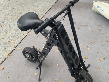 Weekly Rate: URB-E electric scooter