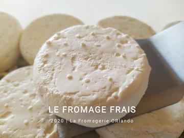 Vente avec paiement en direct: Fromages frais