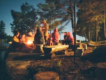 Event: Camping Trip North Fork (Emigrant Gap): 7/4-7/9
