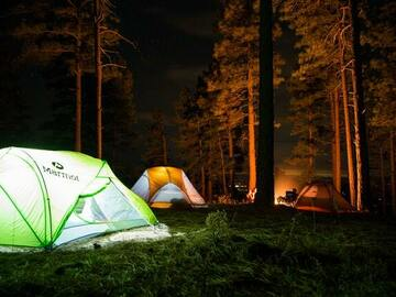 Event: July 4th Weekend Camping Trip! Spanish Creek Campground: 7/2-7/5