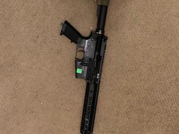 Selling: Custom Tippmann M4 with Heavy Bolt