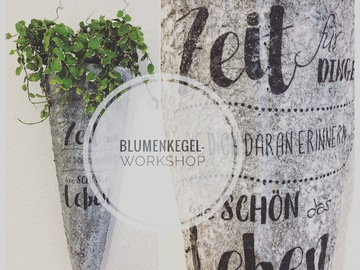 Workshop offering (dates): Blumenkegel