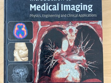 Myydään: Smith & Webb: Introduction to Medical Imaging