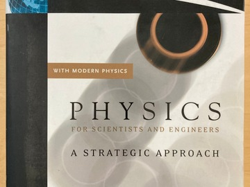 Myydään: Randall D. Knight: Physics for Scientists and Engineers