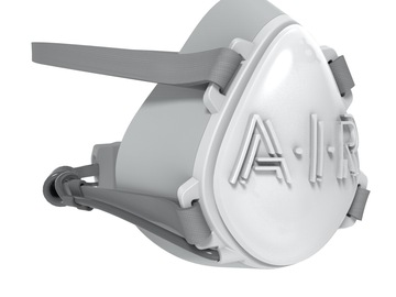 Products for Sale: A.I.R. Solo™ - Personal UV Germicidal Respirator