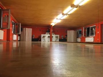 Vermiete Gym pro H: Tanzstudios in Maxvorstadt tagsüber zu untervermieten
