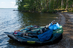 Renting out (per day): Packraft (Alligator 2S XXL)