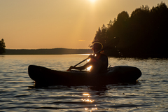 Renting out (per day): Packraft (MRS Microcraft L)