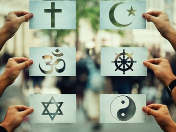 Online Payment - Group Session - Pay per Course: Comparative Religion: A Tapestry of Faiths