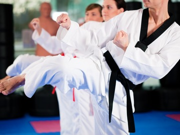 Online Payment - 1 on 1: Tae Kwon Do
