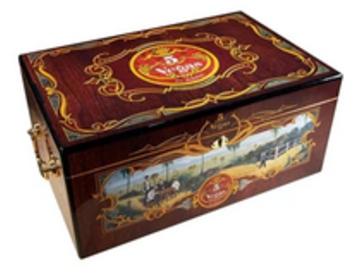 Post Products: Limited Edition 5 Vegas Tradicion Humidor 100 Cigar Count