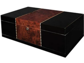 Post Products: Don Salvatore Ticker 175 Count High Gloss Humidor
