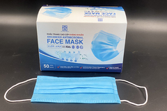 Offer: Medical Mask 3, 4 layer Impregnated Nano-Silver and Meltblown
