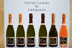 Vente avec paiement en ligne: Colis découverte Crémant de Bourgogne