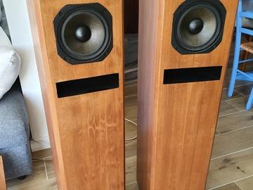 Vente: Enceintes PRISMA (Kit Audio-Dynamique, maison du HP)