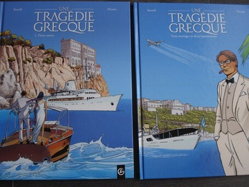 Vente: Une tragédie grecque - Tomes 1 & 2 - Grand Angle