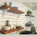 "Selling with online payment: Custom Shelf and Brackets - 24"" Long"