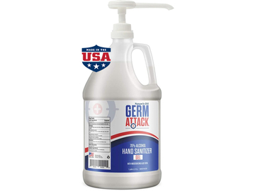 Sell your product: 1 Gallon of Hand Sanitizer Gel with Pump