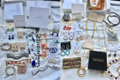 Buy Now: 25 piece Designer + Name Brand Jewelry Sample Lots