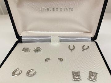 Buy Now: 80 pairs     Sterling silver earrings   $79.99