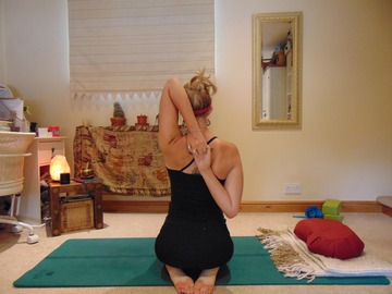 Private Session Offering: Slow Flow Yin with Lucy Lotus Yoga