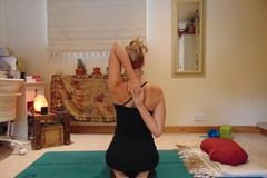 Class Offering: Slow Flow Yin with Lucy Lotus Yoga
