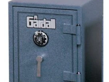 Post Products: Gardall 1612-2 UL Two Hour Burglar & Fire Safe