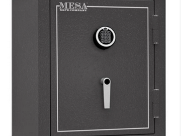 Post Products: Mesa MBF2620E Burglar & Fire Safe
