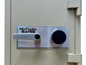 Post Products: Mutual RS-0 Burglar & Fire Safe