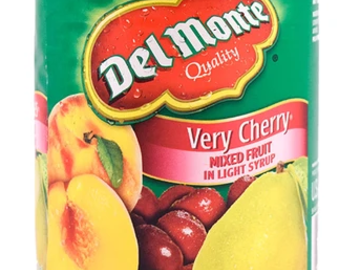 Post Products: Diversion Safe – Del Monte Canned Fruit Cocktail