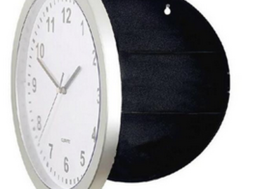 Post Products: Storage box Novelty Wall Clock Diversion Safe Secret Stash