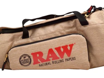 Post Now: RAW Cone Duffel Bag