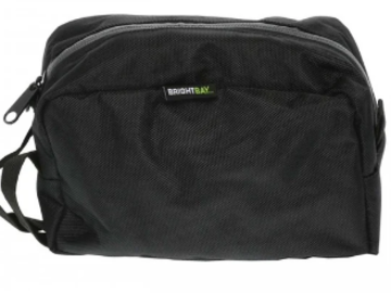 Post Now: Brightbay Carbon Toiletry Bag - Smell Proof