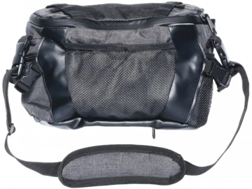 Post Now: Brightbay Carbon Bag - L.A.F. Fanny - Dark Charcoal