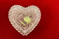 Buy Now: 72 pcs- Lead Crystal Trinket /Jewelry Box-- $1.39 pcs