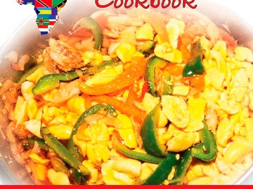 For Sale: African & Caribbean Cookbook: Tales & Recipes from the Motherland