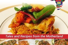 For Sale: African and Caribbean Cookbook 2: Tales & Recipes from Motherland
