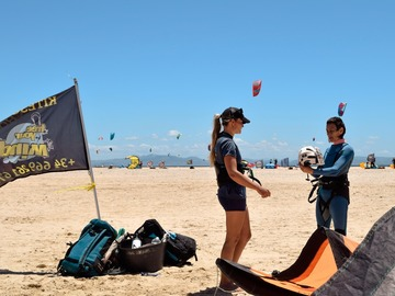 Course: Semi Private Kitesurfing Classes in Tarifa